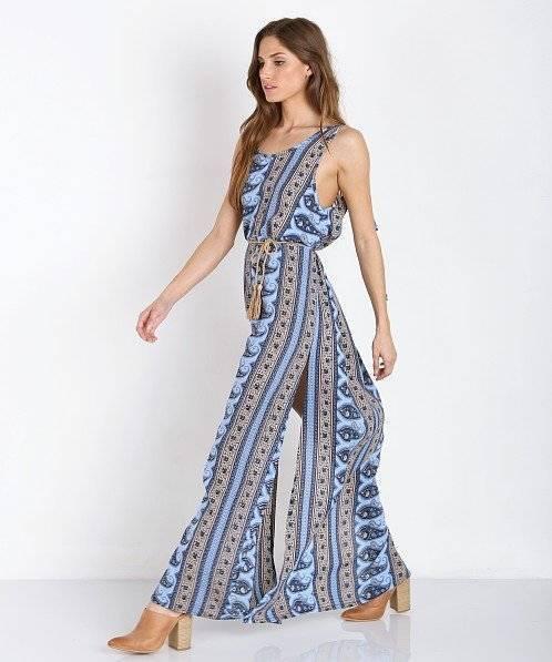NWT~Faithfull the Brand~Formentera Maxi Dress~Lululemon Blue~XS~$148