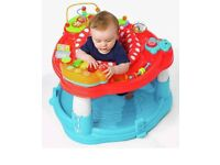 New chad valley baby activity saucer baby toy
