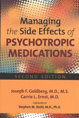 Managing the Side Effects of Psychotropic Medications, Paperback by (Managing The Side Effects Of Psychotropic Medications)
