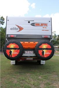 Caravan 2014 Elite Custom/Offroad Morayfield Caboolture Area Preview