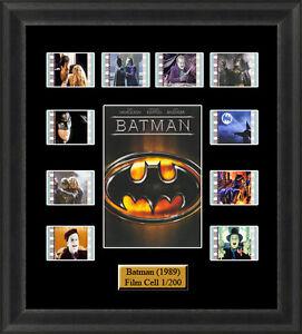 Batman (1989) Film Cells FilmCells Movie Cell Presentation