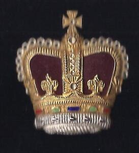 Rank-Badge-Anodised-Stay-Bright-CSM-WO11-Crown