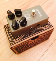 Love pedal OD Eleven Overdrive Guitar Effects Pedal