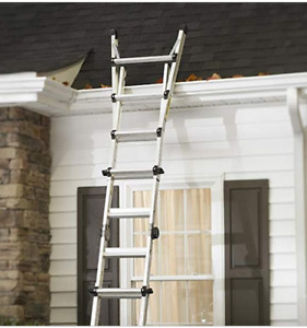 Ladder for sale - Costco - Multi-Position - Expandable
