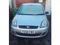 £650!!! 2007 1.2 Ford Fiesta taken in PX MOTD £650 cheap PX considered