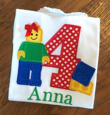 Girls Lego Birthday,Lego shirt, Girls Lego Party,Lego Party Ideas (Girl Ideas)