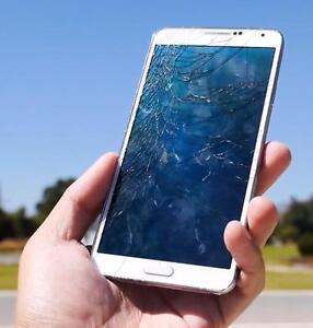 Réparation VITRE+LCD Samsung Galaxy S6 285$ GARANTIE 30JOURS 450-416-4001