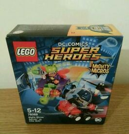Lego Superheroes - Micro Fighter Batman 76069