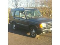 Landrover discovery td5 new MOT