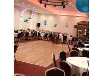 Hall Hire Event Space Banqueting Hall