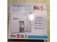 BRAND NEW Angelcare AC1100 Digital Video, Movement & Sound Baby Monitor