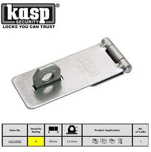 Kasp tradicional seguridad cerrojo grapas para candado - Cerrojo de seguridad para puertas ...