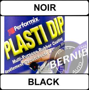 PLASTI DIP NOIR BLACK ORIGINAL $11.95  /  BLACK PLASTIDIP $11.95