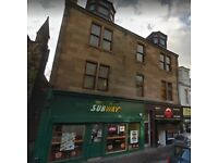 Traditional, One Bedroom Flat located in Paisley's West End *Students Accepted*