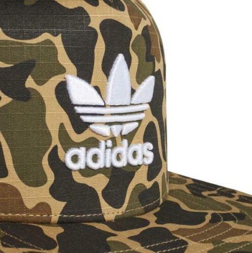 Adidas Camo Trucker Cap Dark Sahara Adidas 17% KORTING! | OS