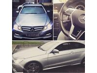 Mercedes E220, Blue Efficiency, 2012 62 Plate, Driving Assist Package, 68000 Miles 2 Owners from New