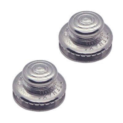 Car Parts - Tenax Fasteners Button Knob (pair)