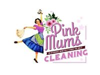 Pink Mums Cleaning Domestic Services
