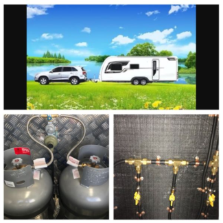 Gas Certificates and Repairs for Boats and Caravans