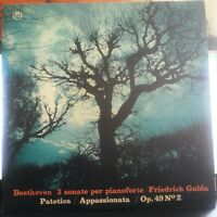 Beethoven 3 Sonate Per Pianoforte Gulda M 2364 Vinile Disco 33 Giri Lp -  - ebay.it