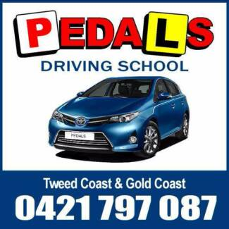 Pedals Driving School Coolangatta Gold Coast South Preview