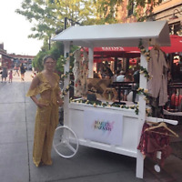 Candy Cart Rental - Ottawa and Gatineau Area