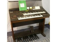 Yamaha EL40 electric organ