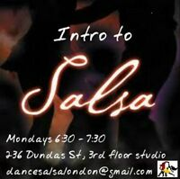 Summer Salsa Lessons!