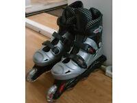 NEW Unisex (For Men & Women) Roller Blades/Inline Skates [UK Size 5] For Sale
