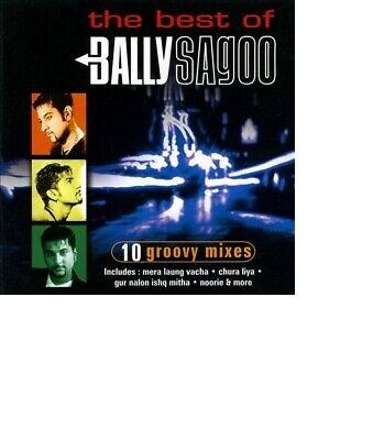 Bally Sagoo – The Best Of (10 Groovy mixes incl. MERA LAUNG VACHA , CHURA