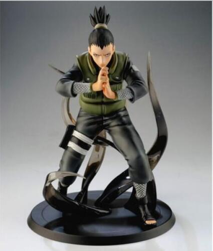 Japanese Anmie Naruto Shippuden SHIKAMARU NARA PVC Xmas Action Model Figure Doll