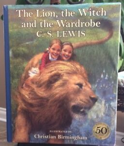 The Lion, The Witch and The Wardrobe - Children's Book