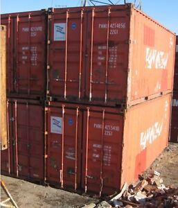 Storage Containers & Trailers 4 Rent & Sale Oakville / Halton Region Toronto (GTA) image 3