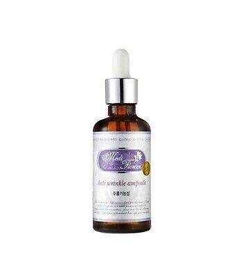 Medi Flower Anti Wrinkle Ampoule 50ml  Firming Skin Deep Moisturizer K beauty