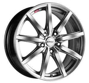 18-G-MAX-Wheels-225-45-18-Tyres-Package-for-Holden-Cruze-or-Mitsubishi-Lancer