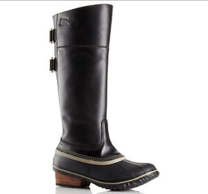 Sorel slimpack riding boot! 5.5