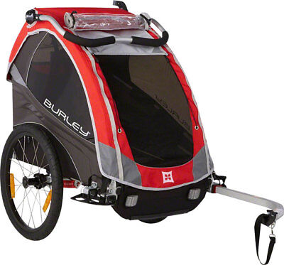 Burley Baby Snuggler Bicycle Trailer Infant Seat New 6-24 Months 960158-New