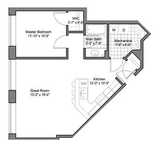Centre Suites on 3rd, 945 3rd Ave E #405, NEW PRICE $249,900