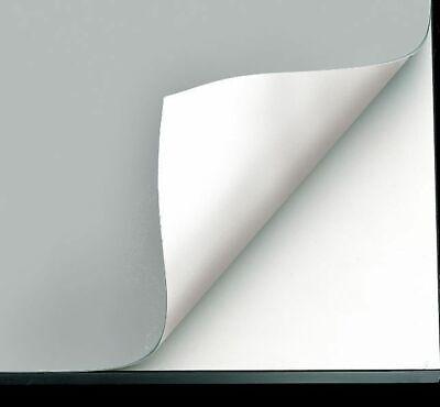 "ALVIN VBC77-8 VYCO GRAY/WHITE BOARD COVER 37 1/2"" X 60"" SHEET ()"