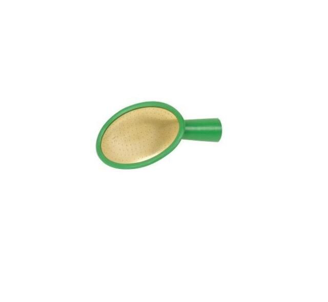 Fine As Rain No.4 Small Oval Plastic Rose Extra Fine Spray Brass Face Seedlings