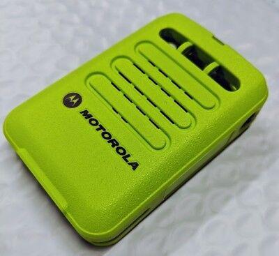 Motorola Minitor Vi 6 Front Housing - Green