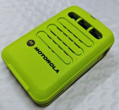 Motorola Minitor VI 6 Front Housing - Green
