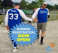Play Adult Co-ed Softball with FCSSC this Summer!