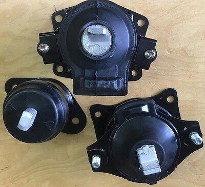 3pcSet Motor Mounts fits Honda Accord 2003 - 2007 2.4L Engine Auto Transmission