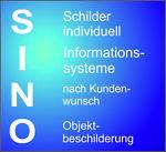 SINO Schilder + Informationssysteme