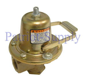 Bell & Gossett 110192LF FB-38 Lead Free Pressure Reducing Valve 1/2