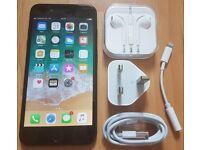 iPhone 7 Plus 256GB - UNLOCKED - Jet Black - Good Condition