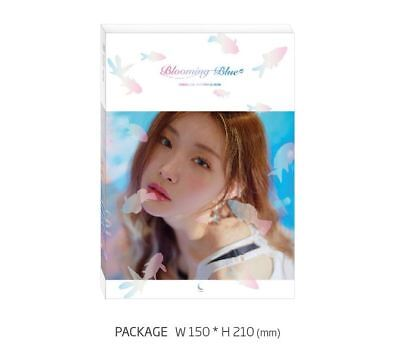 CHUNG HA CHUNGHA Blooming Blue 3rd Mini Album CD + PHOTO CARD SEALED