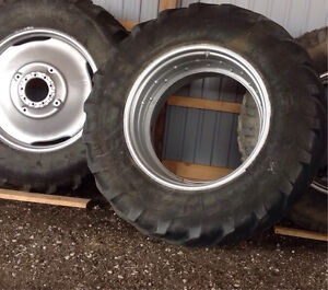 Duals with Tires