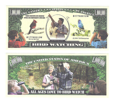 Dollar Vogelbeobachtung Bird Watching
